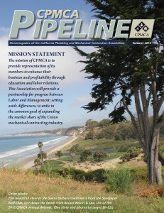 Pipeline Summer 2013 cover only