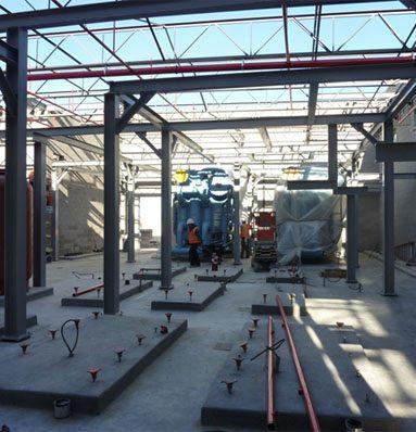 29-Palms Cogeneration Plant