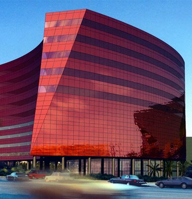 Pacific Design Center – Red Building