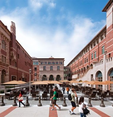 USC Ronald Tutor Campus Center